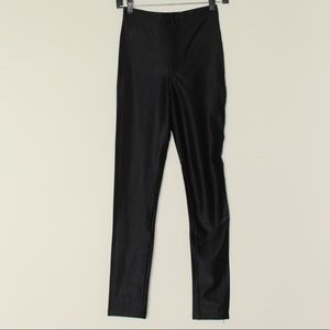 AMERICAN APPAREL Disco Pant - Black